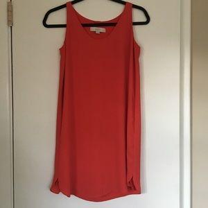LOFT Ann Taylor Sleeveless Shift Dress